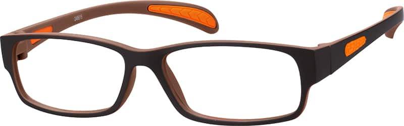 UnisexFull RimAcetate/PlasticEyeglasses #248621