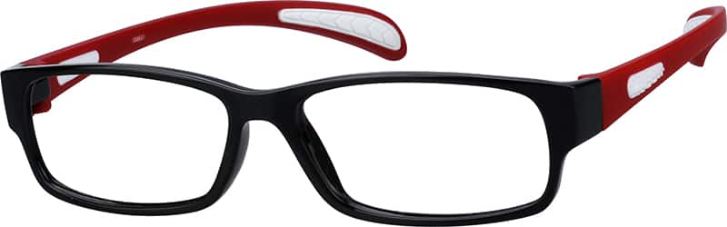Lightweight Rectangular Eyeglasses
