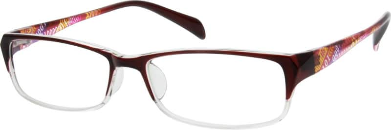 Women Full Rim Acetate/Plastic Eyeglasses #248818