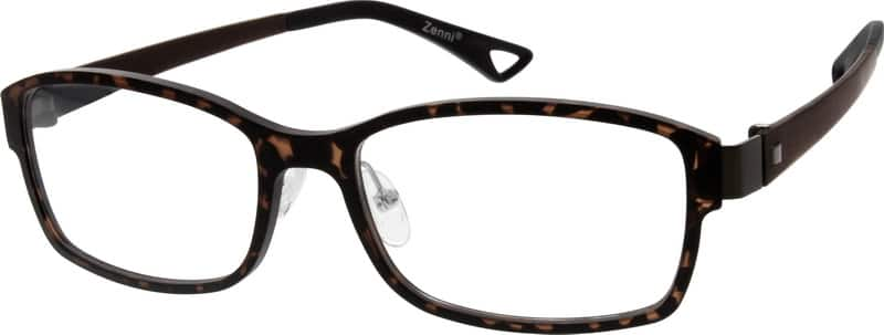 Men Full Rim Acetate/Plastic Eyeglasses #249025