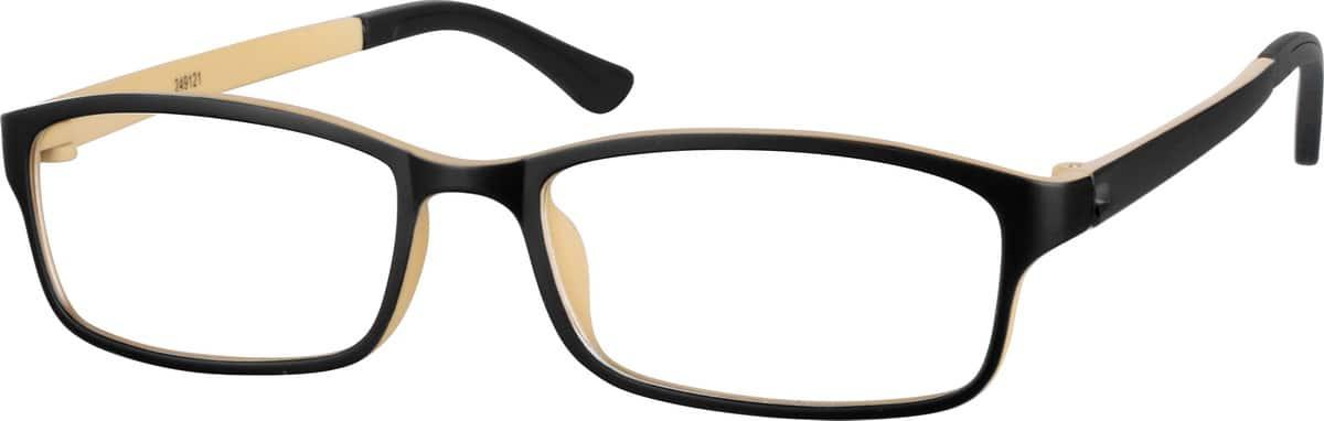 UnisexFull RimAcetate/PlasticEyeglasses #249121