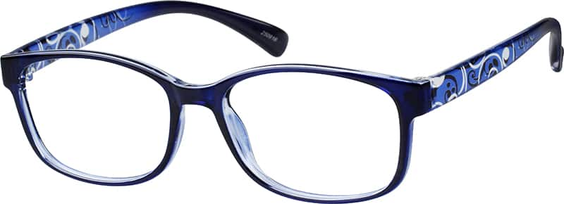 Women Full Rim Acetate/Plastic Eyeglasses #250916