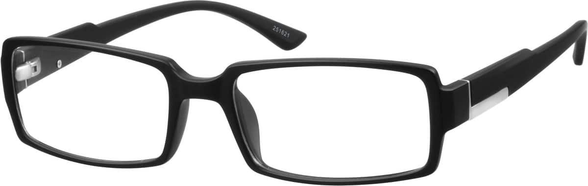 MenFull RimAcetate/PlasticEyeglasses #251621