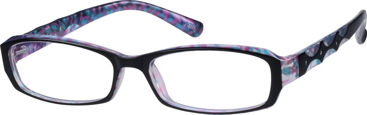 WomenFull RimAcetate/PlasticEyeglasses #254221