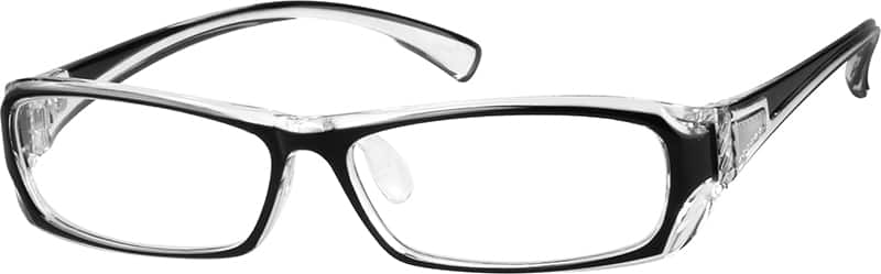 men full rim eyeglasses