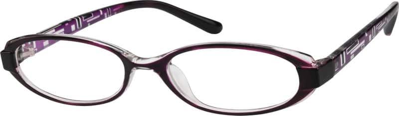 WomenFull RimAcetate/PlasticEyeglasses #255816