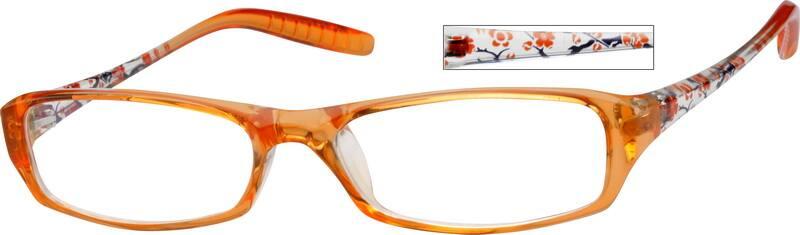 WomenFull RimAcetate/PlasticEyeglasses #256017