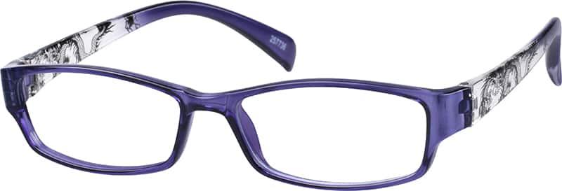 WomenFull RimAcetate/PlasticEyeglasses #257724