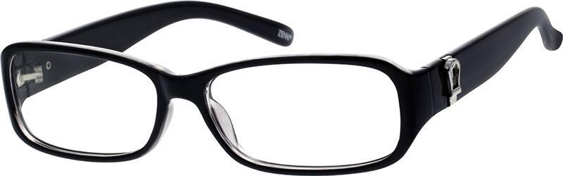 UnisexFull RimAcetate/PlasticEyeglasses #261216