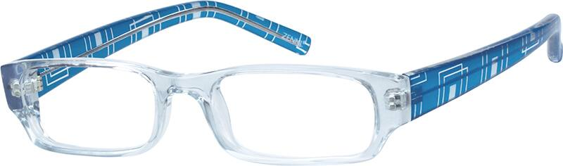 Kids Full Rim Acetate/Plastic Eyeglasses #261616