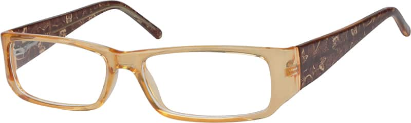 261922-plastic-full-rim-frame-with-spring-hinges