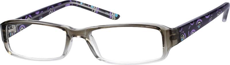 UnisexFull RimAcetate/PlasticEyeglasses #262321