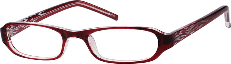 Women Full Rim Acetate/Plastic Eyeglasses #262715