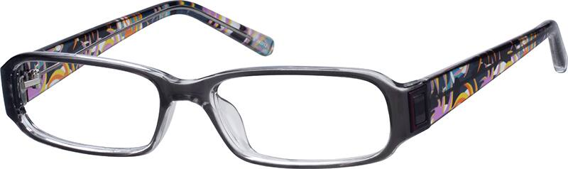 Women Full Rim Acetate/Plastic Eyeglasses #263318