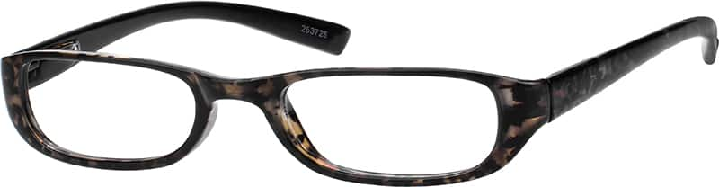 263725-plastic-full-rim-frame-with-spring-hinges