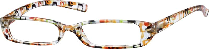 263825-plastic-full-rim-frame-with-spring-hinges