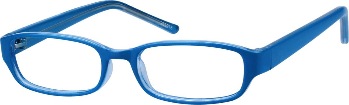 kids full rim acetateplastic eyeglasses 263916