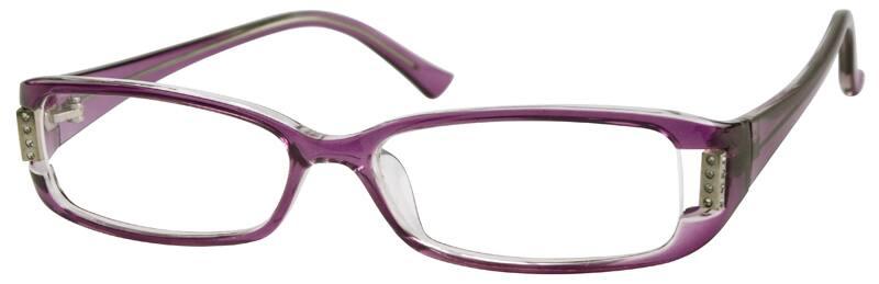 WomenFull RimAcetate/PlasticEyeglasses #264621