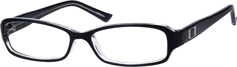 Women Full Rim Acetate/Plastic Eyeglasses #265121