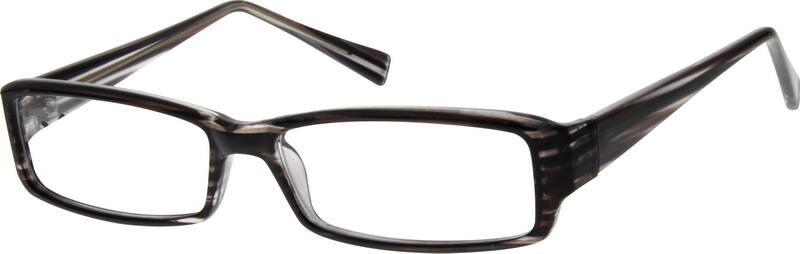 MenFull RimAcetate/PlasticEyeglasses #265416