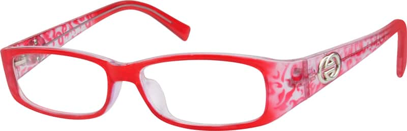 Women Full Rim Acetate/Plastic Eyeglasses #265517
