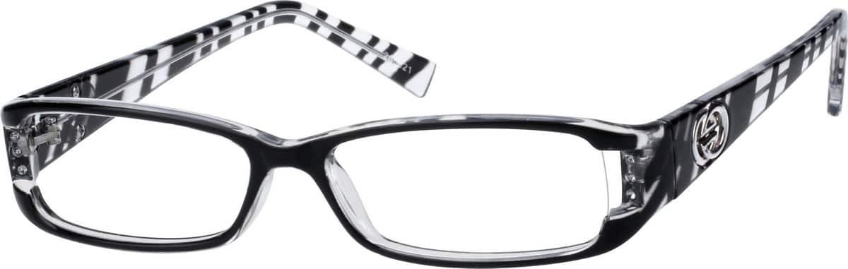 WomenFull RimAcetate/PlasticEyeglasses #265617