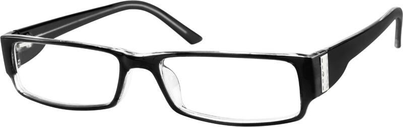 MenFull RimAcetate/PlasticEyeglasses #265915