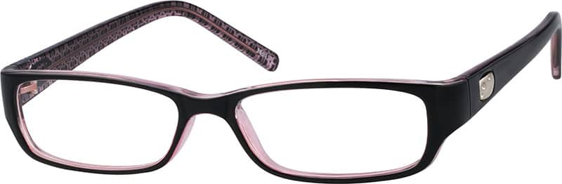 Women Full Rim Acetate/Plastic Eyeglasses #266017