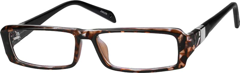 Men Full Rim Acetate/Plastic Eyeglasses #266225