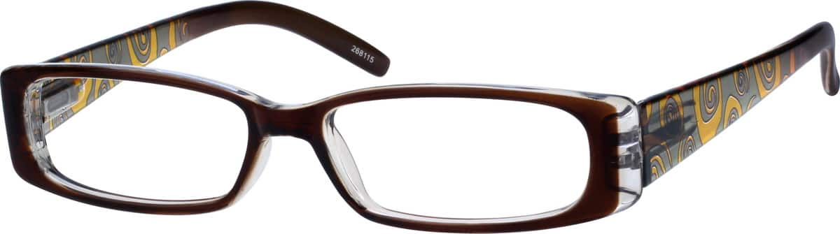 268115-plastic-full-rim-frame-with-spring-hinges