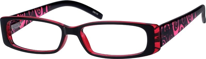 268118-plastic-full-rim-frame-with-spring-hinges