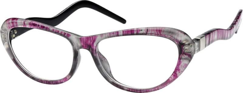 WomenFull RimAcetate/PlasticEyeglasses #269627