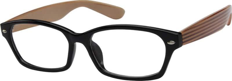 UnisexFull RimAcetate/PlasticEyeglasses #270124