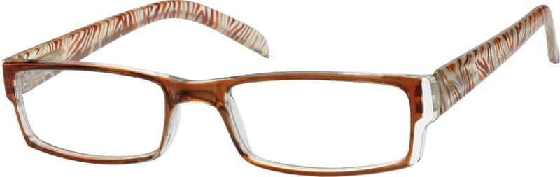 Women Full Rim Acetate/Plastic Eyeglasses #271515