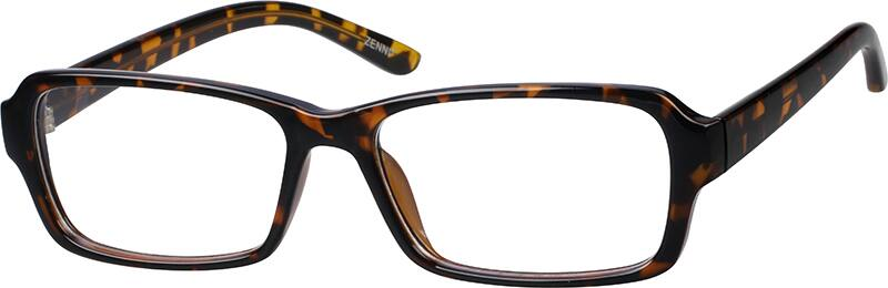 Tortoiseshell Full Rim Plastic Frames #2734 Zenni ...