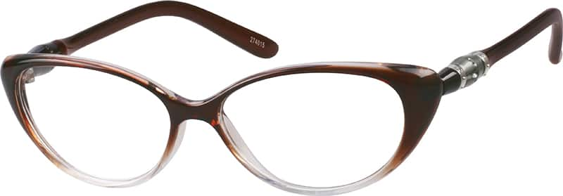 Women Full Rim Acetate/Plastic Eyeglasses #274018