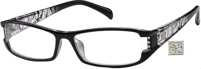 WomenFull RimAcetate/PlasticEyeglasses #274717