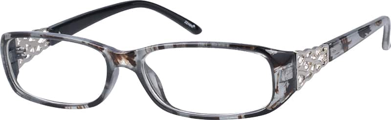 Women Full Rim Acetate/Plastic Eyeglasses #275115