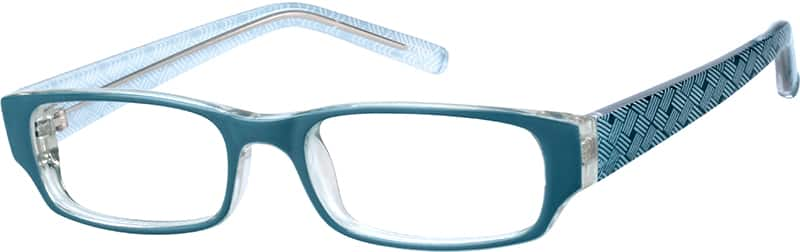GirlFull RimAcetate/PlasticEyeglasses #275619