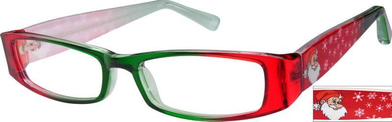 WomenFull RimAcetate/PlasticEyeglasses #277124