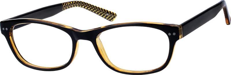 UnisexFull RimAcetate/PlasticEyeglasses #278421