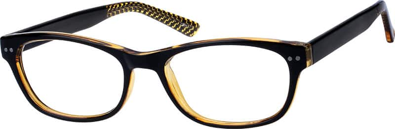 Fashionable Wayfarer Eyeglasses