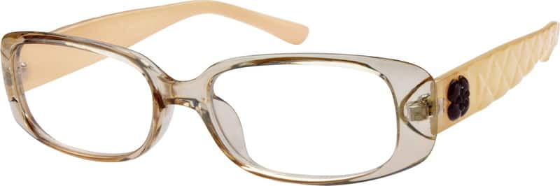 Women Full Rim Acetate/Plastic Eyeglasses #278822