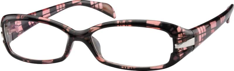 Women Full Rim Acetate/Plastic Eyeglasses #279825