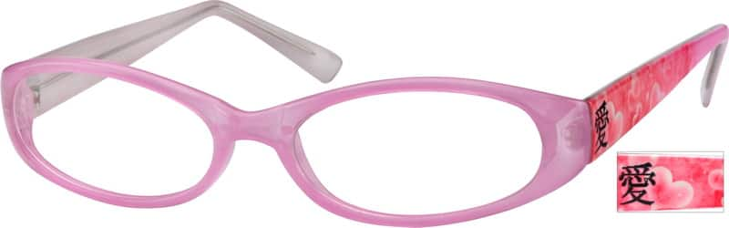 Women Full Rim Acetate/Plastic Eyeglasses #280419