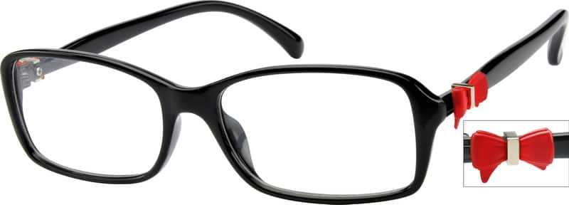 Women Full Rim Acetate/Plastic Eyeglasses #281025
