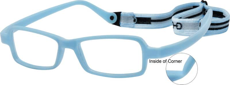 Kids Full Rim  Eyeglasses #281616