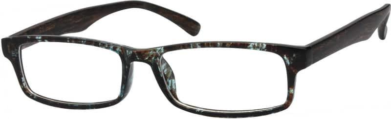 UnisexFull RimAcetate/PlasticEyeglasses #281925