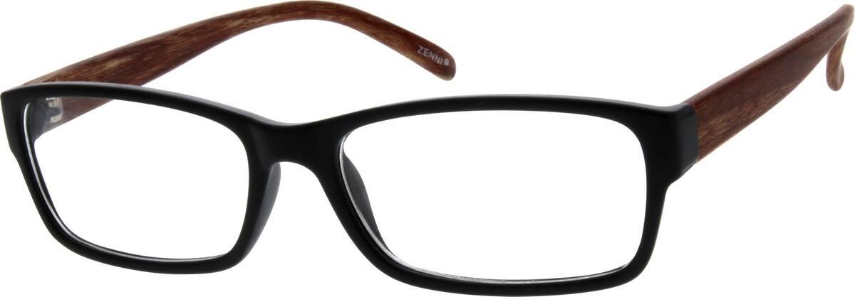 UnisexFull RimAcetate/PlasticEyeglasses #282036