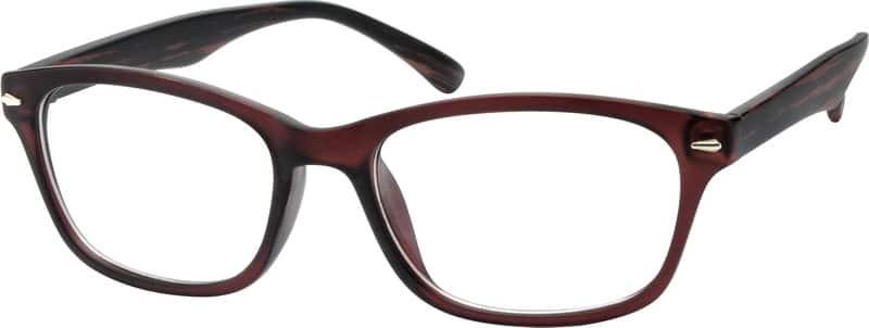 UnisexFull RimAcetate/PlasticEyeglasses #282221